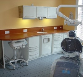 Tavom Dental Cabinetry Westcoast Dental Ireland